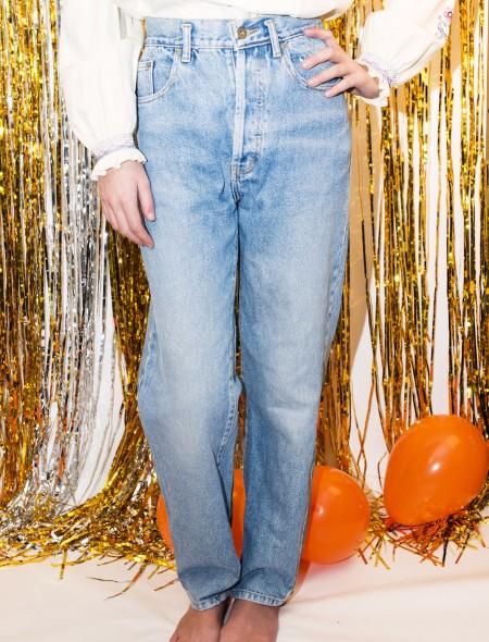 Naf Naf High Waisted Jeans