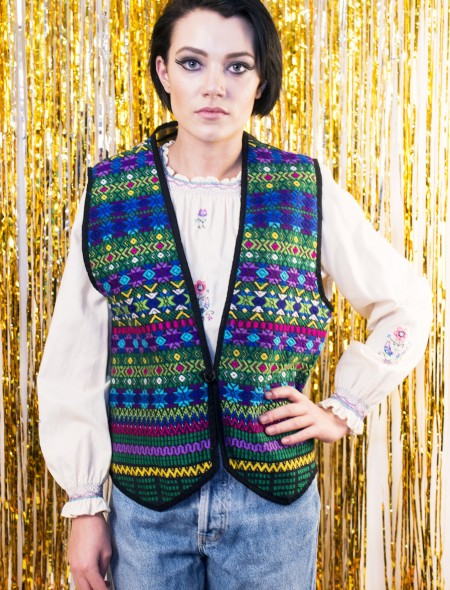 Gypsy Waistcoat