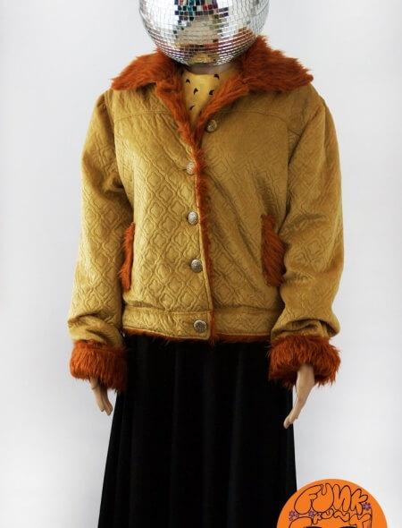 70's Festival Lion Jacket