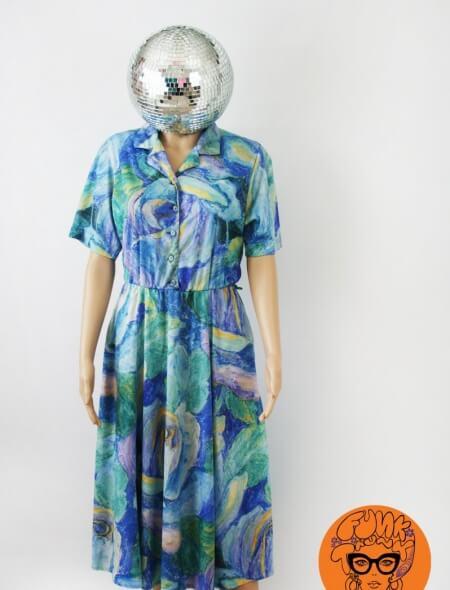 Pastel Tea Dress