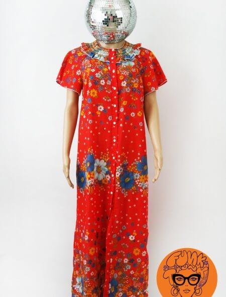Summer Hippy Dress