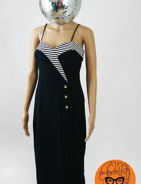 Evening Nautical Dress